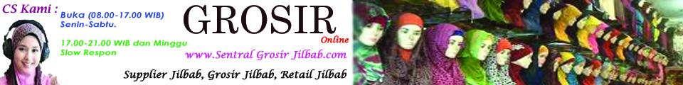 Sentral Grosir Jilbab dan Kerudung I Supplier Jilbab I Retail Jilbab I Grosir Online Busana Muslimah