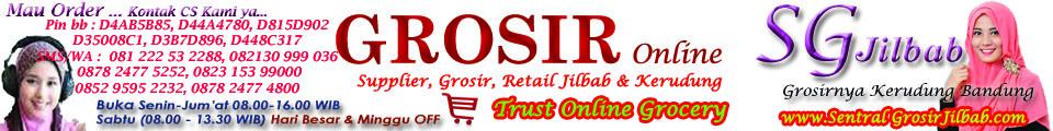 Sentral Grosir Jilbab & Kerudung I Supplier Jilbab I Retail & Grosir Jilbab Online