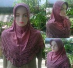 Grosir Jilbab Jersey Motif