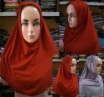 Grosir Jilbab Syiria Bunga