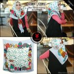 Cibu Cibu design 03 SG Jilbab