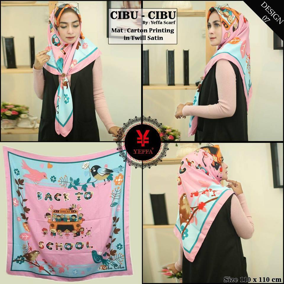 Cibu Cibu design 7 SG Jilbab
