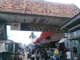 Pasar induk Sandang jilbab Pasar tegalgubug cirebon 1
