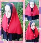 Grosir Jilbab Hoddie Jumbo Sutra