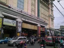 Pasar Baru Bandung pusat grosir segala sesuatu