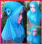 Grosir Jilbab Fatin Aira Salur Bunga 2