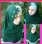 Grosir Jilbab Renda Silang
