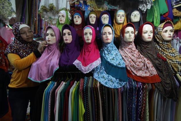 Grosir Jilbab Tanah Abang