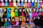 Penjualan Jilbab Meningkat Menjelang Puasa dan Lebaran