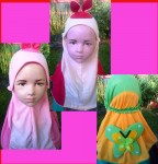 Grosir Jilbab Anak 2 – 4 Tahun