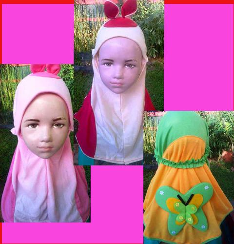 grosir jilbab anak 2-3 thn, kaos 17,14,12,200,
