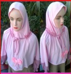 Grosir Jilbab Lengan Anak SD