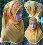 Grosir Jilbab Kriwil Batik Printing