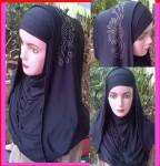 Grosir Jilbab Syiria Hoddie Payet