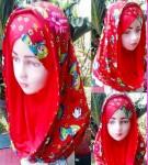 Grosir Jilbab Anak Hoddie Marsya (3-6 th)