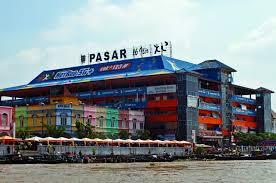 Pasar Grosir Pasar 16 Ilir Palembang..