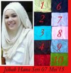 Grosir Jilbab Hana