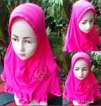 Grosir Jilbab Khimar Anak (1 – 3 tahun)