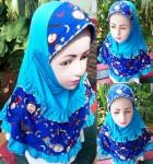 Grosir Jilbab Rempel Opersum Masha (1 – 3 tahun)