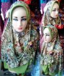 Grosir Jilbab Khimar Double Aira