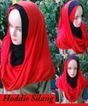 Grosir Jilbab Hoddie Silang