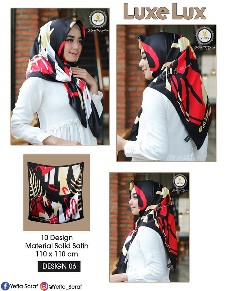 Luxe Lux 27 30 40 490 SG Jilbab 06