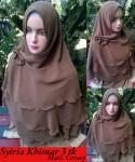 Grosir Syiria Khimar 3 tk