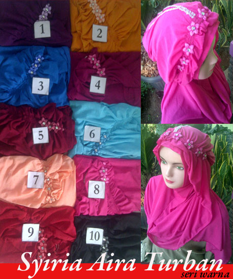 seri warna syiria aira turban copy