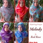 Grosir Segi Empat mELODY rED rOSE 16 18 25 260
