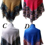 Platinum by Umama scarf 711