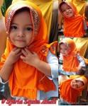 Jilbab Syiria Squin Anak