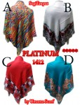 Hijab Segi Empat Platinum 1412