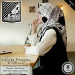 White Dragon 27 30 40 490 SG JIlbab design 2