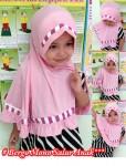 Jilbab Mono Salur Anak