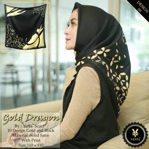 Segi Empat Gold Dragon 09