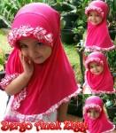 Jilbab Bergo Anak Ziggi