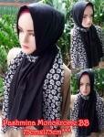 Hijab Pashmina Monochrome BB