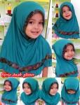 Jilbab Syria Anak Glitter