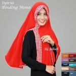Jilbab Syria Binding Mono