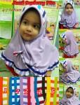 Jilbab Anak Burberry Pita