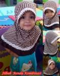 Grosir Jilbab Anak Renda Kombinasi