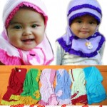 Grosir Jilbab Kerudung Bayi