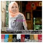 Hijab Segi Empat Anissa Rempel
