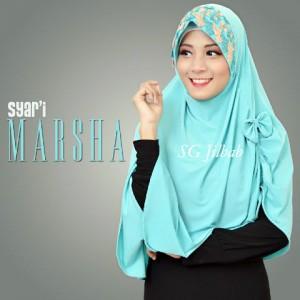 Grosir Jilbab Syar'i Marsha