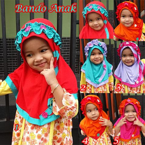 Bando Anak SG Jilbab