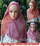 Hijab SegiEmpat BoBal Rawis