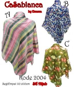 Grosir Hijab Casablanca 2004