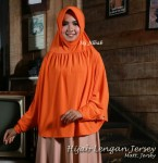 Hijab Lengan Jersey