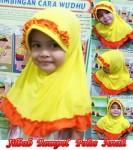 Jilbab Anak Rempel Polos