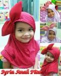 Jilbab Syiria Anak Pita